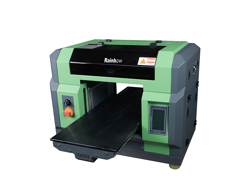 A3 Uv Flatbed Printerrainbow Rb 3358 A3 Uv Flatbed Printer