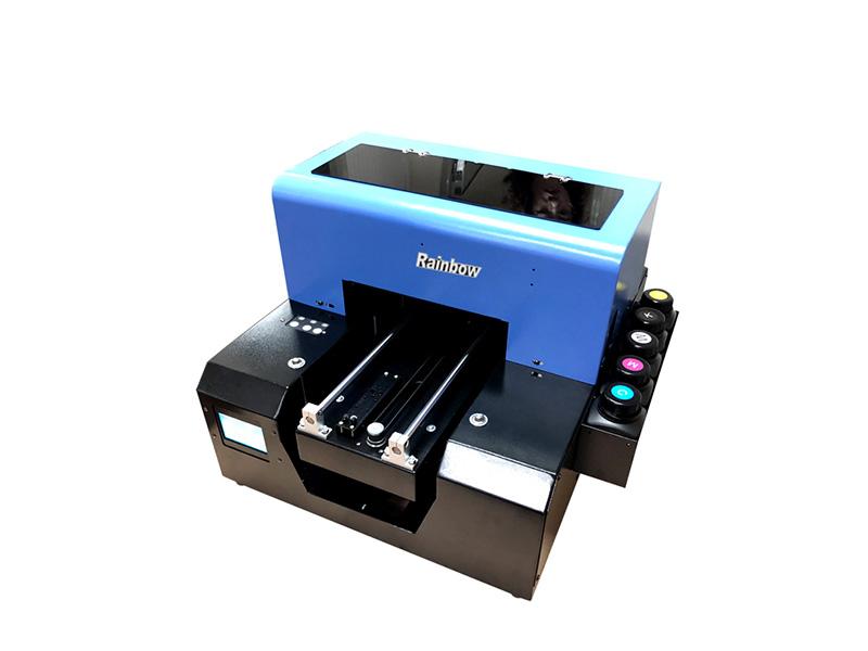 Small Flatbed Uv Printer A4 Uv Flatbed Printer Rainbowdgt