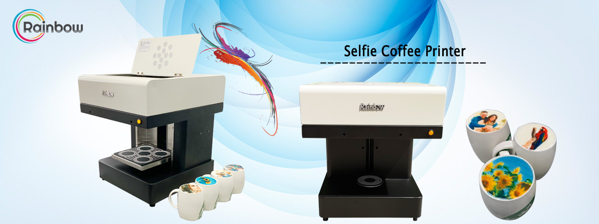 ripples selfie coffee printer