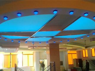 PVC ceiling-printing