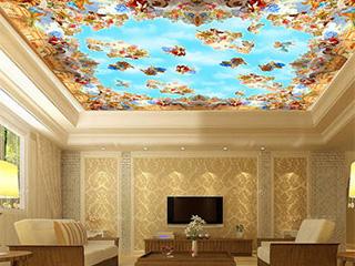 PVC-decorative-ceiling