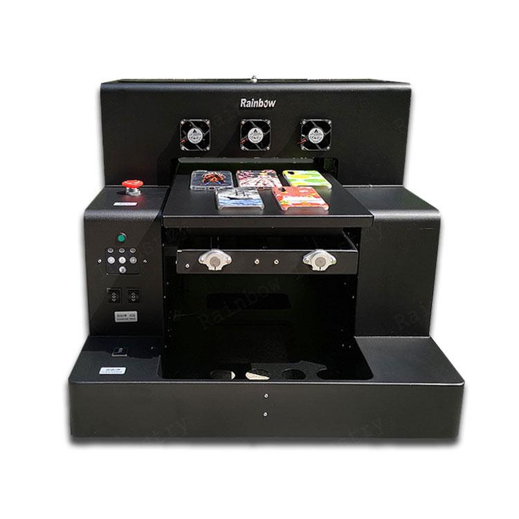 A3 UV Flatbed Printer Rotary Printing Machine - Rainbowdgt