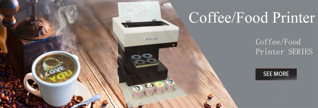 ripples selfie coffee printer
