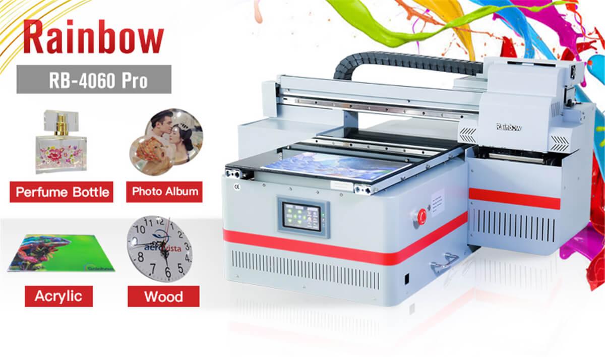 RB-4030 A3 UV Flatbed Printer Machine 10